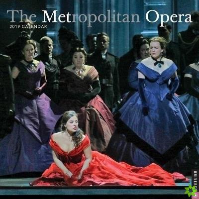 Metropolitan Opera 2019 Wall Calendar