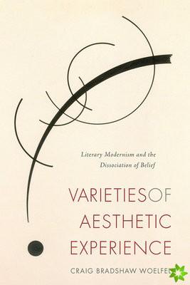 Varieties of Aesthetic Experience