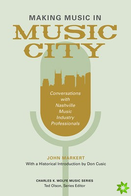 Making Music in Music City