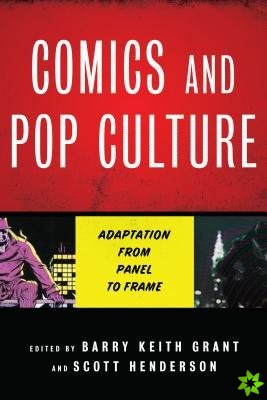 Comics and Pop Culture