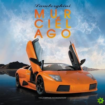 book of the Lamborghini Murcielago