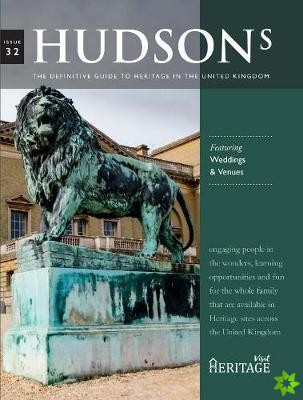Hudsons Guide 2019 Husdons The definitive Guide to Heritage in the United Kingdom