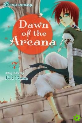 Dawn of the Arcana, Vol. 7