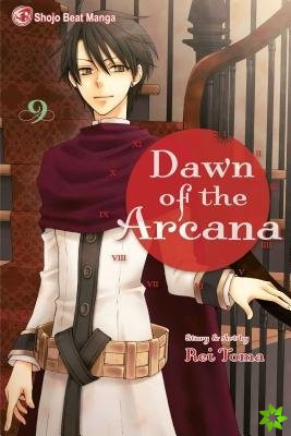 Dawn of the Arcana, Vol. 9