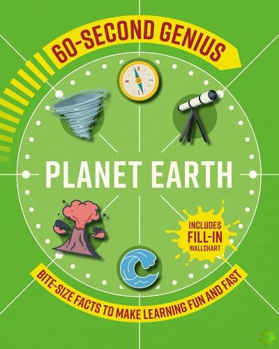 60-Second Genius - Planet Earth