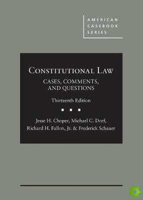 Constitutional Law - CasebookPlus