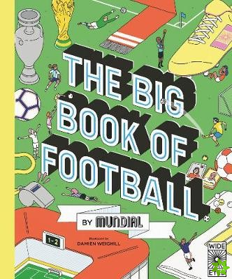 Big Book of Football by MUNDIAL