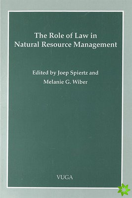 Role of Law in Nat. Resource Mgmt.