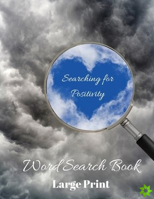 Searching for Positivity Word Search Book