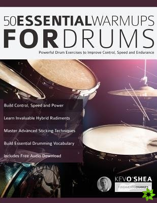 50 Essential Warm-Ups for Drums
