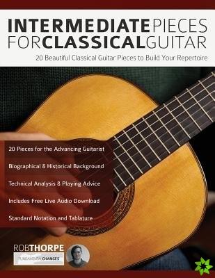 Intermediate Pieces for Classical Guitar