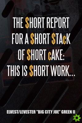 $Hort Report for a $Hort $Ta[K of $Hort [Ake