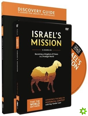 Israel's Mission Discovery Guide with DVD