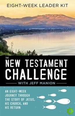 New Testament Challenge Leader's Kit